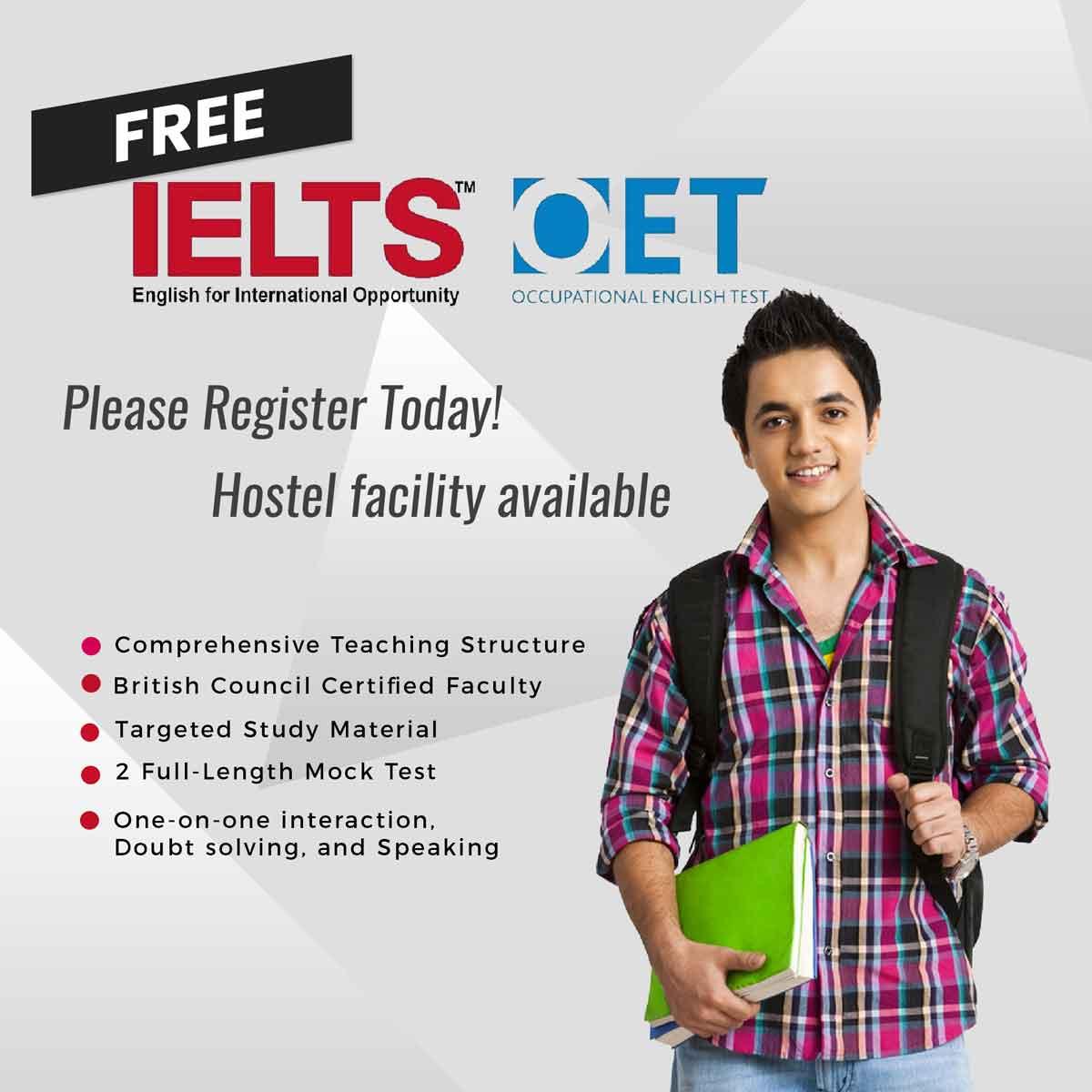 Free IELTS / OET